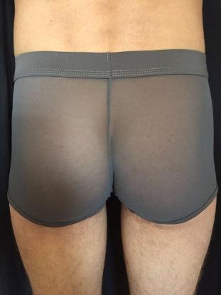 LHM Grey Microfibre & Mesh Boxer Shorts.